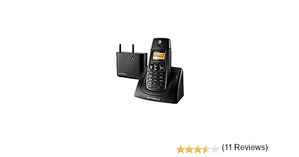 Motorola O101 - Teléfono digital, color negro: Amazon.es: Electrónica