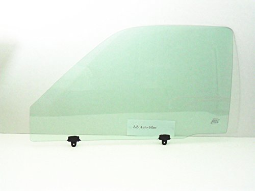 1991-1992 toyota 4runner,1989-1995 Toyota Pickup Truck Dirver Side Front Door Glass Window Auto Glass FD3888GTY Without (Toyota Auto Glass)