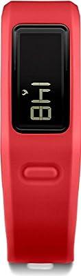 Garmin Vivofit Fitness Band - Red (Certified Refurbished)