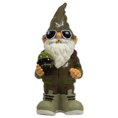 Air force falcons gnomes price compare for Combat gnomes for sale