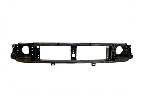1997-2003 Fits Ford F150 F250 LIGHT DUTY BLK GRILLE OPENING HEADER PANEL FO1220210