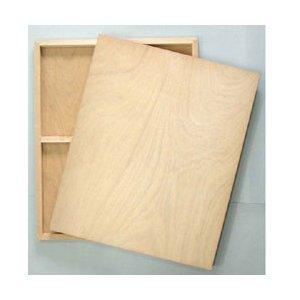 【10枚パック】 ARTETJE 木製パネル 写真サイズ 倍判 600×900mm