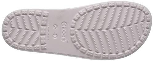 Sloane Sandalias Para Rosa Descubierta Crocs 6pi Women Pink De barely Punta Slide Mujer 4qn6Ad
