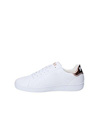 Crosscourt Low Femme White 2 Baskets WMN rose Fila Gold qxB17Tdq