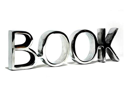 Aparador De Livros Book Sarquis Samara Prata