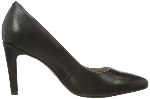 Noir black 22473 Femme Leather Tamaris Escarpins wZqB1t8xR
