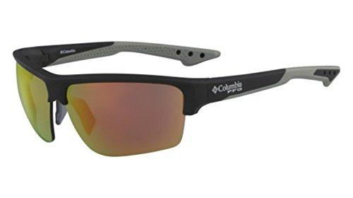 Sunglasses Columbia C 528 SP ZERO RULES 028 MATTE GRILL/RED (028 Matte)