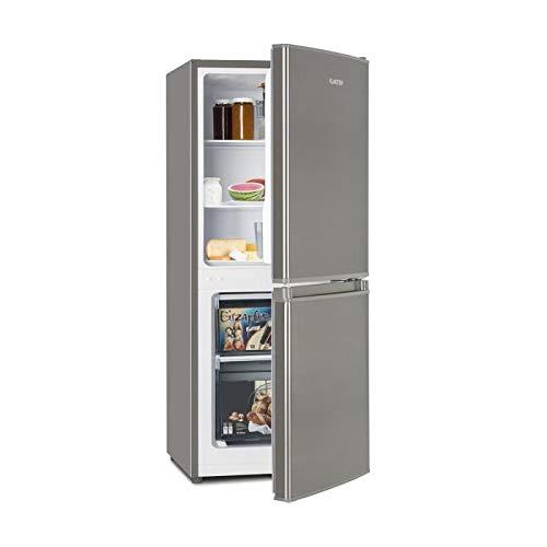 Klarstein Big Daddy Cool 100 • Combi nevera y congelador Acero ...