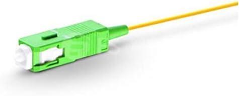 without brand LT-Home, 50pcs 1m SC APC Fiber Pigtail Simplex 9/125 Single Mode G657A Fibra Ottica Pigtail (Taglia : 1.5M)