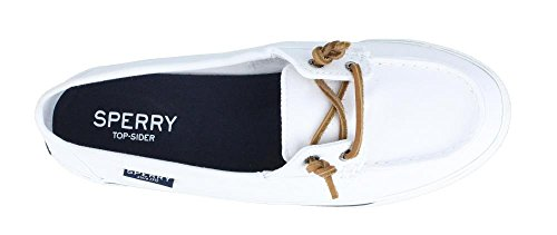 Sperry Womens, Quest Rhythm Boat Shoes White