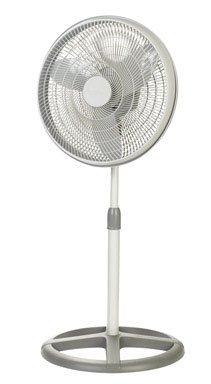 Camair PF160 Oscillating Pedestal Fan, 16'' by Camair