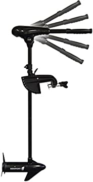 Newport Vessels X-Series 55 -Pounds Thrust Saltwater Transom Mounted Electric Trolling Motor with 36-Inch Shaf