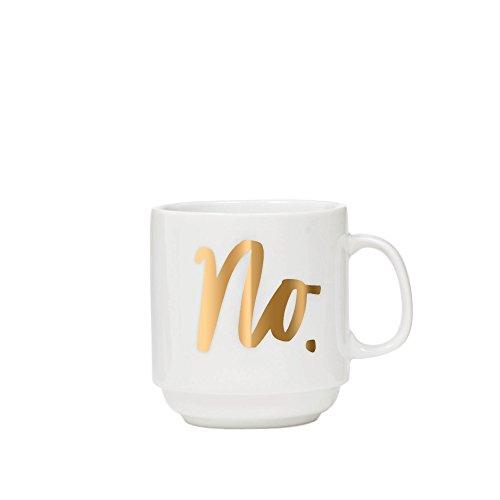 Custom Porcelain Plate (Easy, Tiger 12 oz Gold Foil Stackable Mug,
