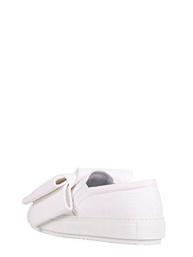 Olivia's Bow , Baskets pour femme blanc Bianco