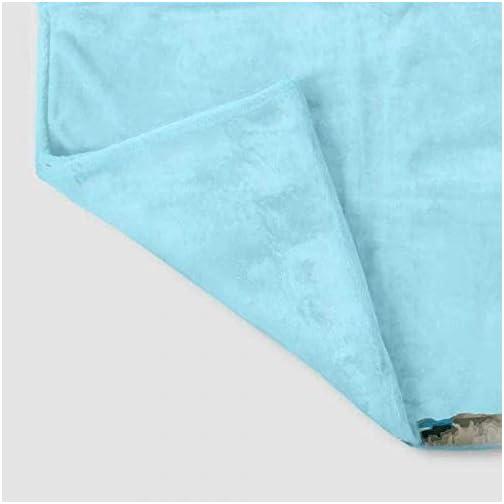 Personalized Dog Portrait Blanket Custom Throw Blankets with Photos Furry Friends Sherpa Soft Fleece Flannel Blanket Pet… |