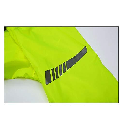 Tuta Escursionismo E Dimensioni Adatta Divisa colore Sport Giallo Jxjjd Per Adulti Impermeabile M Campeggio Viaggi Nero pHOdw8q8