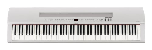 Yamaha P255 88-Key Weighted Action Digital Piano with Sustai
