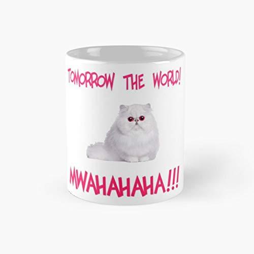Coffee Bond Saucer (Cat Lover Cute Kitten 110z Mugs)
