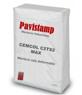 PAVISTAMP - Mortero Cola Deformable - Gris: Amazon.es ...