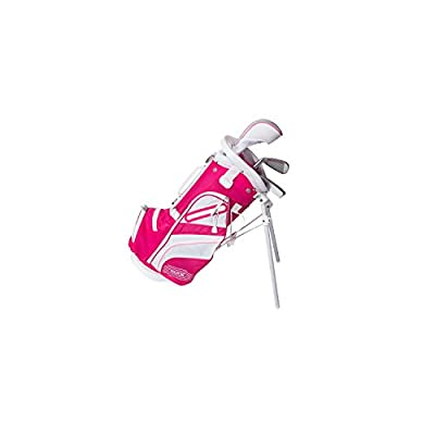 Merchants of Golf 20330 Golf Club Complete Sets, Pink by Sportsman Supply Inc.