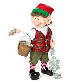 (Griswald Snowflake Elf)