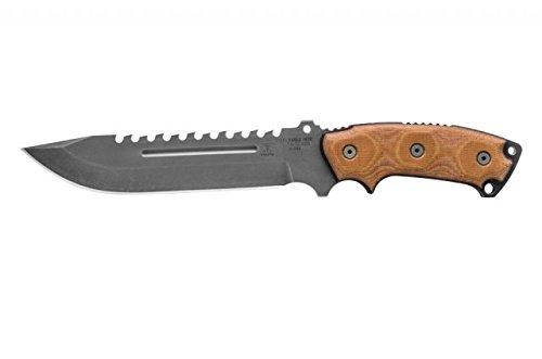 Tops TPSE107CDC-BRK Steel Eagle Delta Class Knife