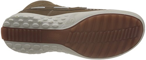 Woodland Mens Tobacco Nubuck Leather Sneakers - 8 UK/India (42 EU)