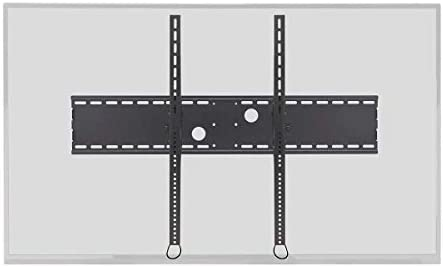 Monoprice Stable Series Extra Wide Tilt TV Wall Mount Bracket for TVs 60in to 100in Max Weight 220 lbs VESA Patterns Up to 1000×800 Works with Concrete Brick UL Certified Renewed