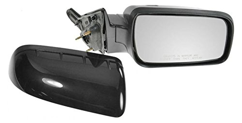 Black Power Mirror Right RH Passenger Side for 08 09 Taurus