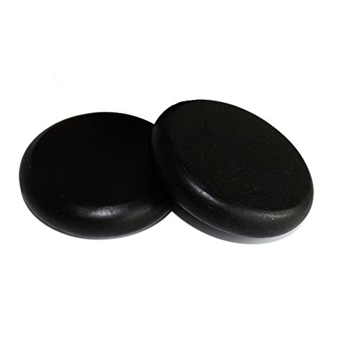 - Lifetop 2pcs /lot Massage Large Stones Massage Lava Natural Stone Set Hot Spa Rock Basalt Stone ( 3.14 x 3.14 in )