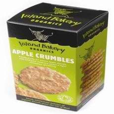 Island Bakery - Island Bakery - Apple Crumbles - 150g
