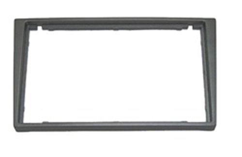 Autoleads DFP-19-00/ DG Car Audio Double DIN Facia Adaptor, Dark Grey Armour Group Plc DFP-19-00/DG