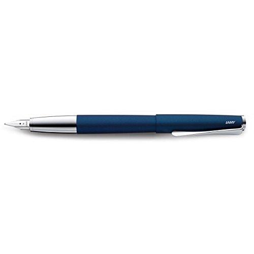 Art Pen Studio - LAMY studio Medium Nib Fountain Pen - Imperial Blue