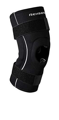 Rehband Ud X-Stable Knee Brace Ortesis de Rodilla, Unisex Adulto