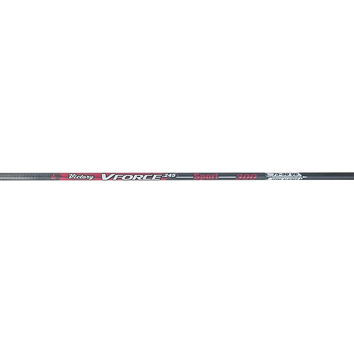 - Victory Archery V-Force Sport Shafts (One Dozen), Black, 400