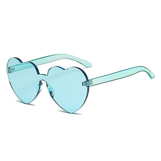 02edc58b4c Siamesi F Polarizzate Uv400 occhiali Europei Spiaggia Cuore Sk Sole Occhiali  E Protettivi Lenti Sole amp ...