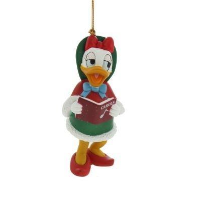Disney Christmas Magic Ornament, Daisy Caroling