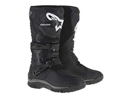 affordable Alpinestars Corozal Adventure Drystar Men's Motorcycle Touring Boots (Black, US Size 11)