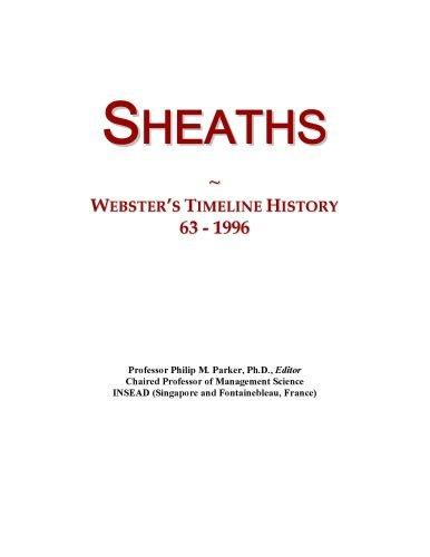 Sheaths: Webster's Timeline History, 63 - 1996 ()