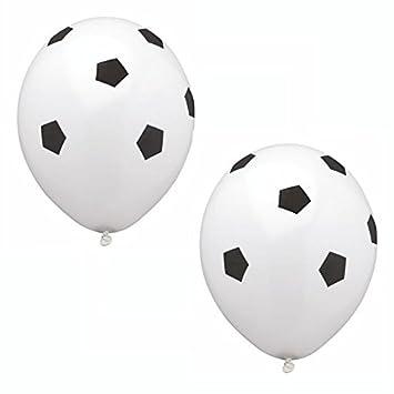 8 globos de 25 cm de diámetro