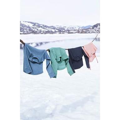 2-6YRS Pyret Merino Wool TOP Polarn O