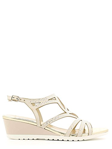 Keys 5436 Wedge Sandals Women Avorio