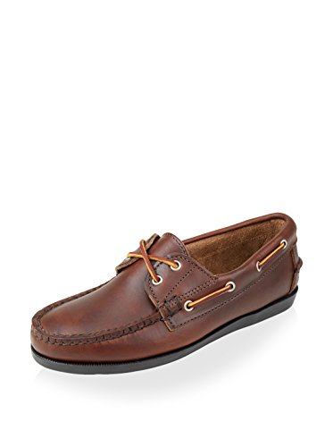 Femmes Eastland Freeport Usa Marque Mcnairy Camp Moc Oxford Marron 9 M / Eur 40