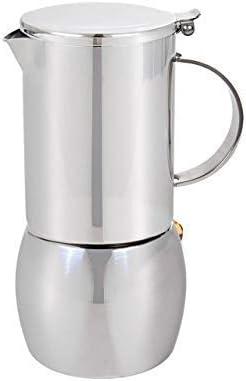 Cilio Premium Lucrezia Cafetera Italiana 4 Tazas: Amazon.es: Hogar