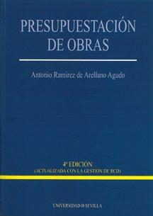 Descargar Libro Presupuestación De Obras De Antonio Ramírez Antonio Ramírez De Arellano Agudo