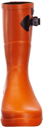 Aigle Chanteboot Pop orange 84093 - Botas de agua de caucho para mujer Naranja (Orange (Orange))