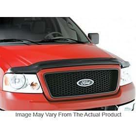Auto Ventshade 25923-B Black Wrap Bug Shield for Dodge Dakota - 3 Piece