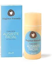 Pura Seda Alisante Facial 30 ml | Primer de Maquillaje | Premaquillaje | Prebase alisadora | Crema Efecto Flash Facial | Prepara la piel para el maquillaje para larga duración