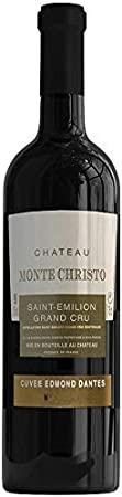 X1 Château Monte Christo 2016 300 cl AOC Saint-Emilion Grand Cru Vino Tinto