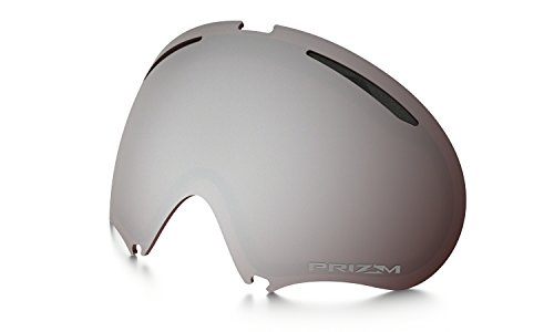 Oakley A-Frame 2.0 Snow Goggle Replacement Lens Prizm Black - Oakley Lenses A Frame Replacement